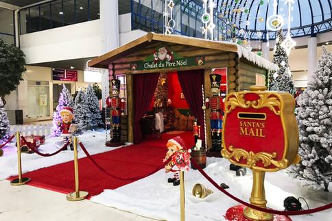 Chalet du Père Noël (version 16 m²)