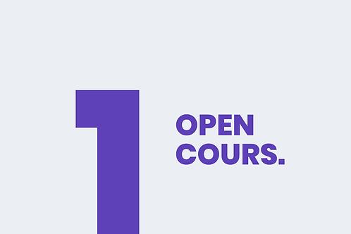 オープンコース