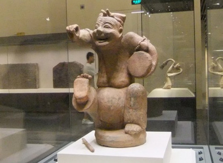 Heavenly Culture, with Product Placement: A Tour of the National Museum of China, Part One