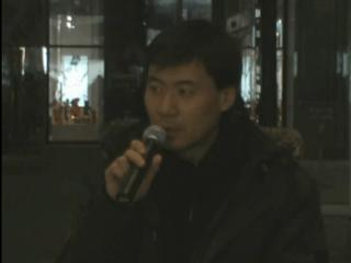 CinemaTalk: Peng Tao at the Beijing Apple Store