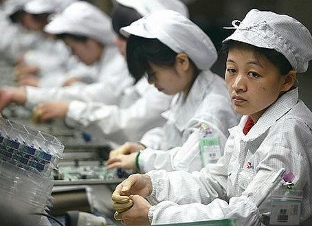 Thinking Differently on Steve Jobs' Legacy: the <i>Struggle</i> of Chinese Labor R