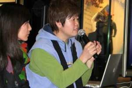 CinemaTalk: Cui Zi'en at the Beijing Apple Store