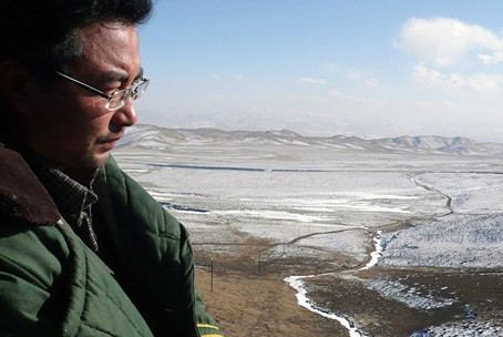 Pema Tseden Awarded Prize by Hong Kong's HAF Film Festival