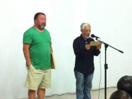 No Apologies: Ai Weiwei Makes Surprise Visit to BIFF Closing Night