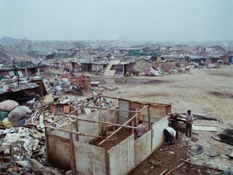 """Beijing Besieged By Garbage"" Photo Essay by Wang Jiuliang"