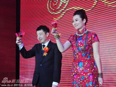 Photos: Jia Zhangke and Zhao Tao's Wedding