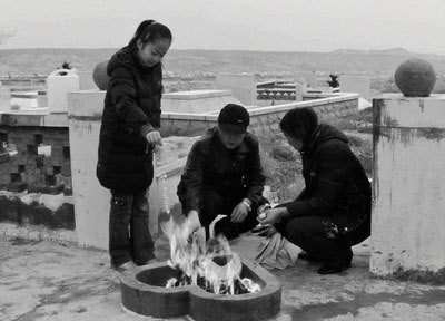 Technology and Documentary Open Discussion of China's Unspeakable Tragedies