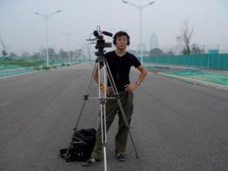 Zhao Liang interviewed about </i>Petition</i>