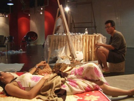 The Chinese Artist's Life, Then and Now: Wu Wenguang's <i>Bumming in Beijing</i> and Jia