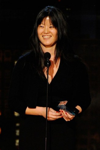 dGenerate Films head Karin Chien takes home the Piaget Producers Prize at the Independent Spirit Awards