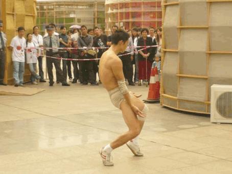 Hometown Superheroes: Spectacle and Samaritans take Beijing