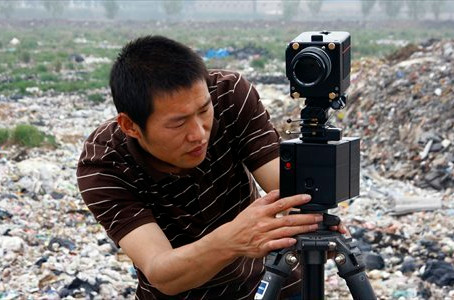 Beijing's Ring of Garbage: Wang Jiuliang Profiled in Global Times
