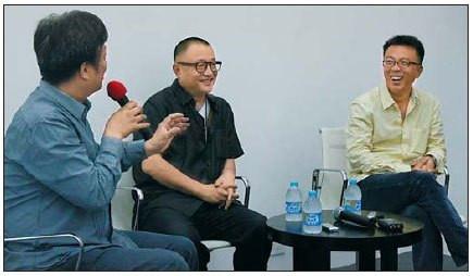 Childhood Friends, Now Major Artists: Liu Xiaodong and Wang Xiaoshuai