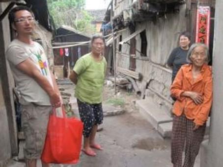 Jian Yi launches IFCHINA Website Highlighting Work in Rural China