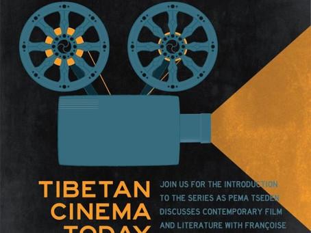 "Pema Tseden discusses ""Tibetan Cinema Today"" on February 2nd"