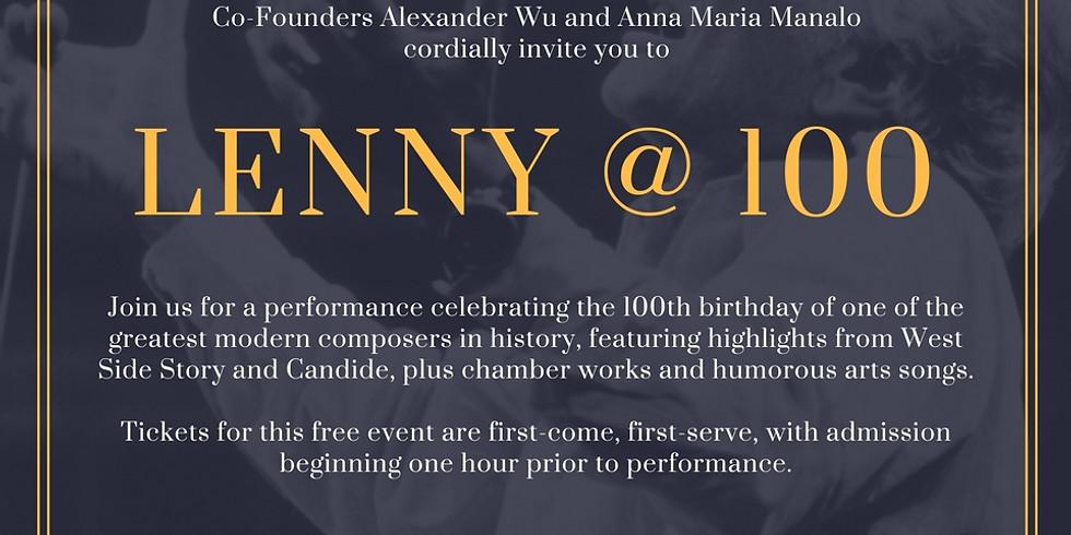 Lenny @ 100