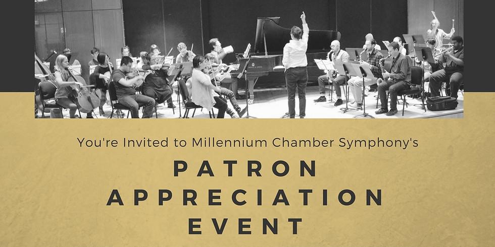MCS Patron Appreciation Event