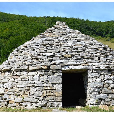 L'edilizia rurale a Capracotta
