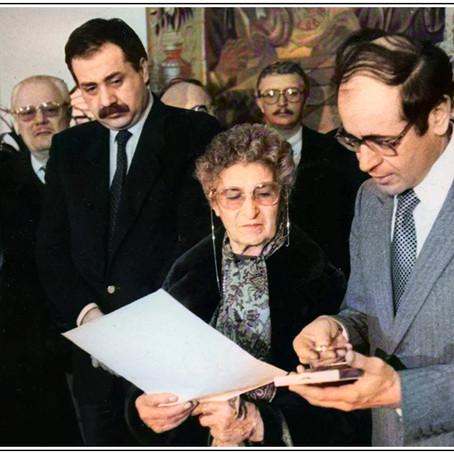 """I """"giusti"""" romagnoli Carugno e Giorgetti"""