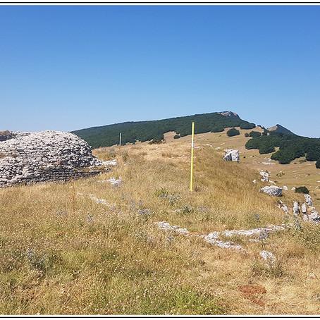 L'ustrino di Monte San Nicola