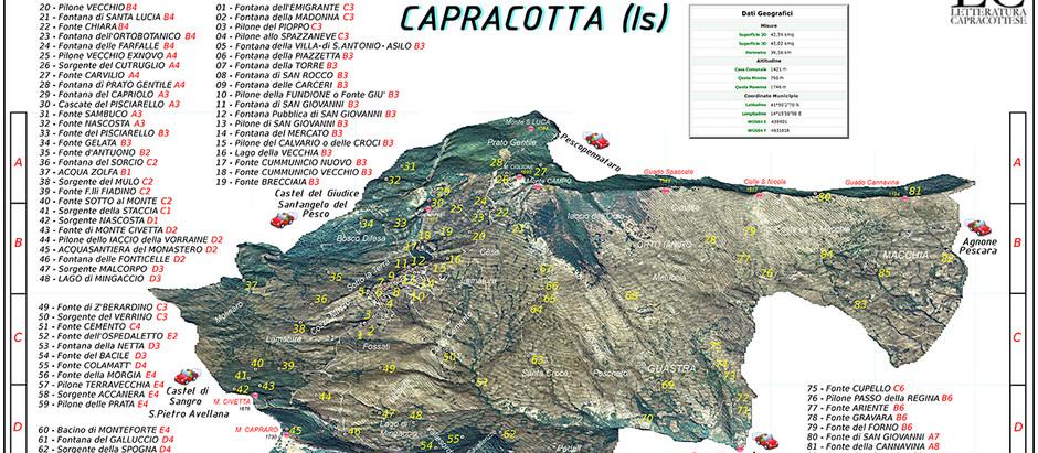 Le 100 fonti di Capracotta