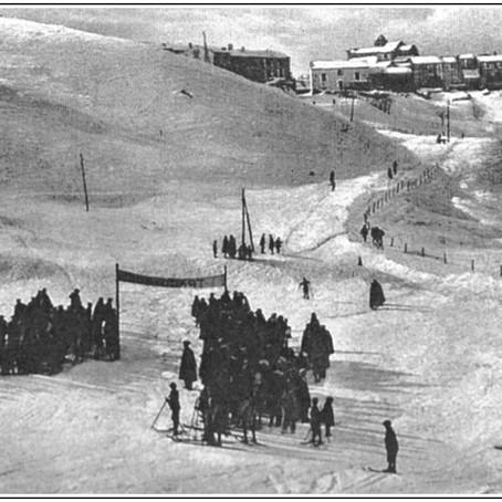 Lo sport degli ski