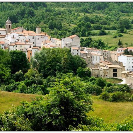 Natura e gusto nel borgo antico in Alto Molise