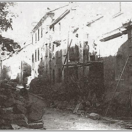 La distruzione di Capracotta da parte dei tedeschi in ritirata