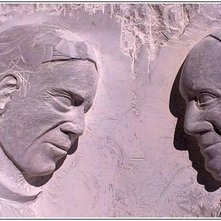 Arte sulla roccia di Antonio di Campli