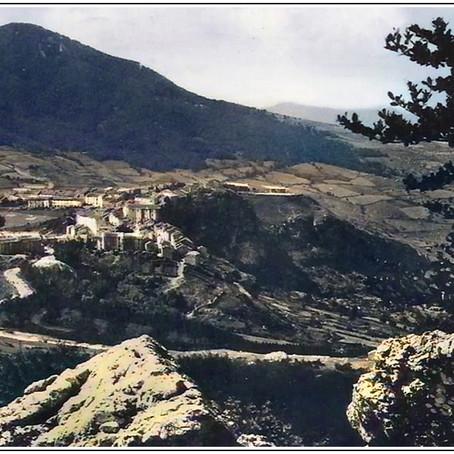 M. Capraro ed il Campo: montagne di Capracotta