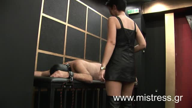 Red ass slave