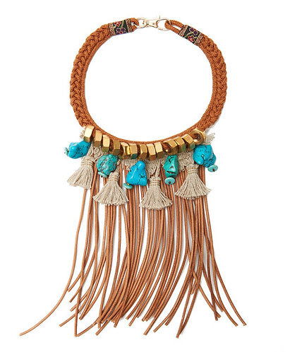 Turquise Nights Necklace