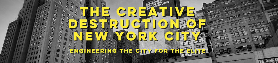 Book gentrification New York City De Blasio Bloomberg Urban Planning
