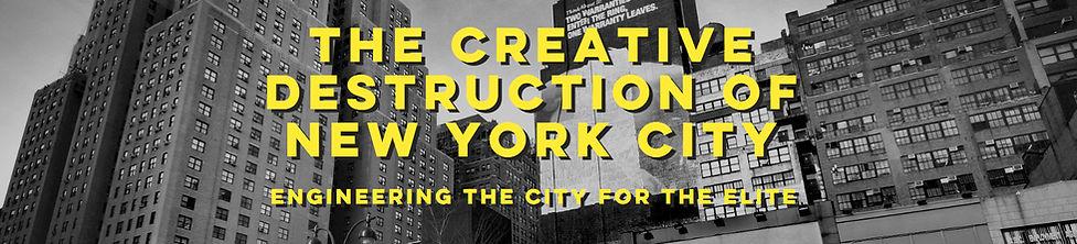 Book gentrification New York City De Blasio Bloomberg Urban Planning