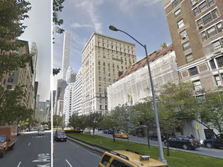 How Google Street View documents a changing New York City