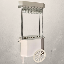 Champagne Cart: $149.00/$189.00