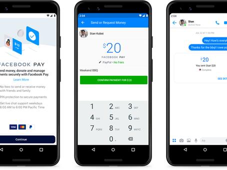 Facebook lanceert Facebook Pay