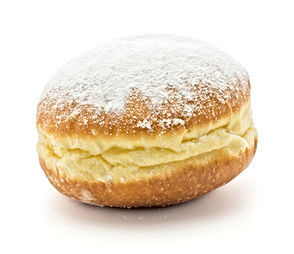 Traditional doughnut (Sufganiyah) isolat