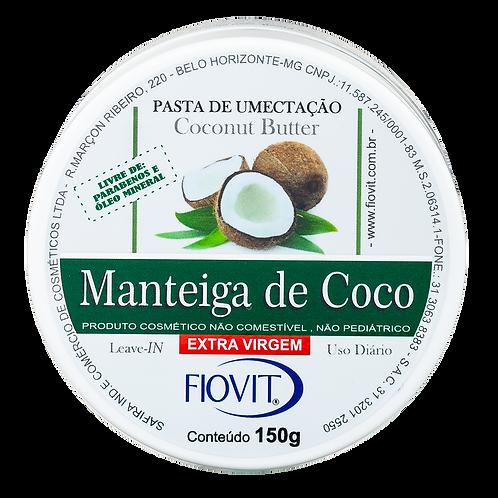Pasta Óleo de Coco 150g