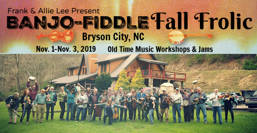 fall promo banjo fiddle frolic group pic