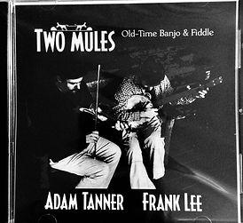 Adam Tanner Frank Lee Two Mules