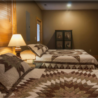 4. **NO LONGER AVAILABLE** Burnett & Rutherford Room - $310 for 3 nights