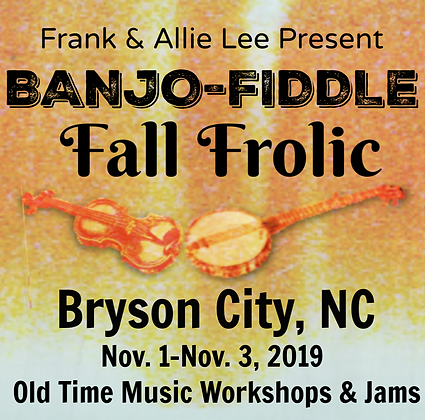 Folk Music | North Carolina | Frank & Allie Lee