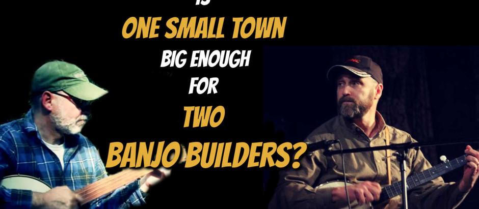 2 Banjo Builders You Should Meet in Bryson City, North Carolina