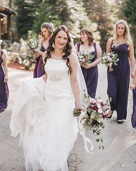 Paradise Springs Wedding Oakhurst CA