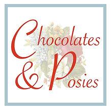 Chocolates and Posies Logo