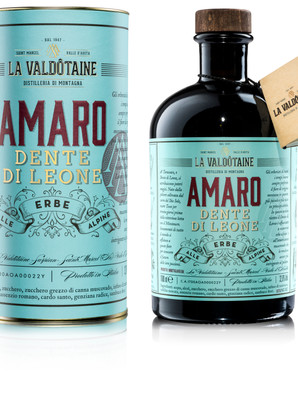 AMARO DENTE DI LEONE TUBO+BOTT still-lif