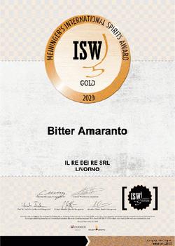 ISW 2020