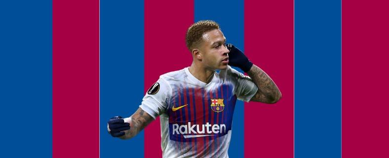 Selon Mundo Deportivo, Memphis Depay est toujours ciblé par Barcelone