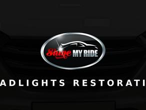 Shine My Ride Mauritius - Headlights Restoration